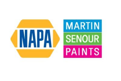 NAPA Martin Senour Paint Header
